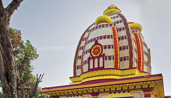 Гоа — Храм Брахмы