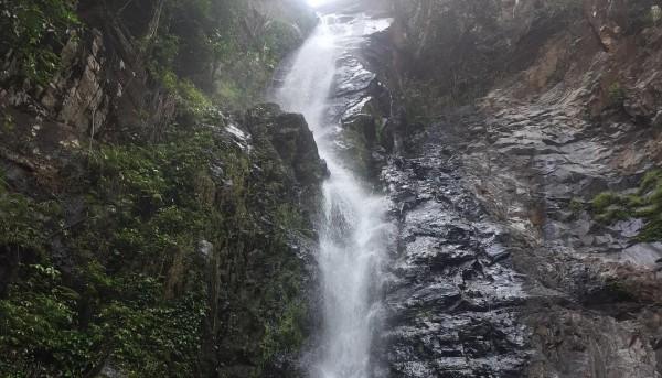 Водопад Майнапи