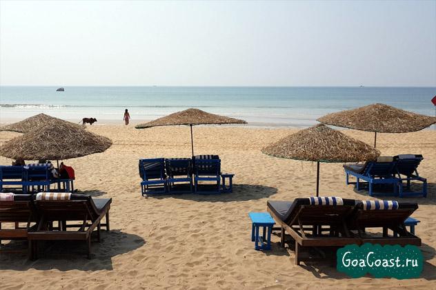 пляж Агонда Гоа, пляж Агонда Гоа отзывы