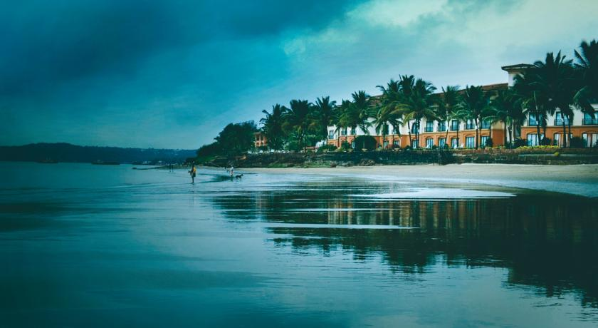 отель Goa Marriott Resort & Spa