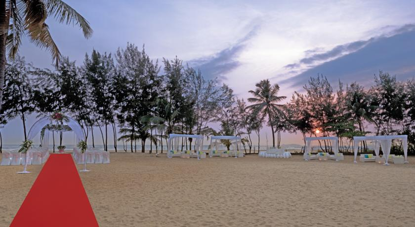 отель Kenilworth Resort & SPA,Goa